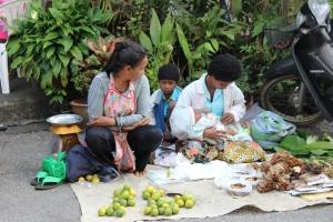 Aboriginals in Trang, Thailand