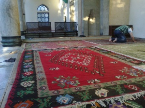 Mosque in Sarajevo, Bonia