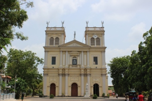 Cathedral in Sri Lanka