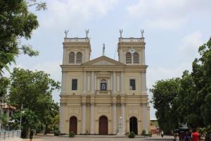 Cathedral in Sri Lanka