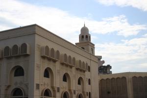 Muslim Mosque in Sri Lanka