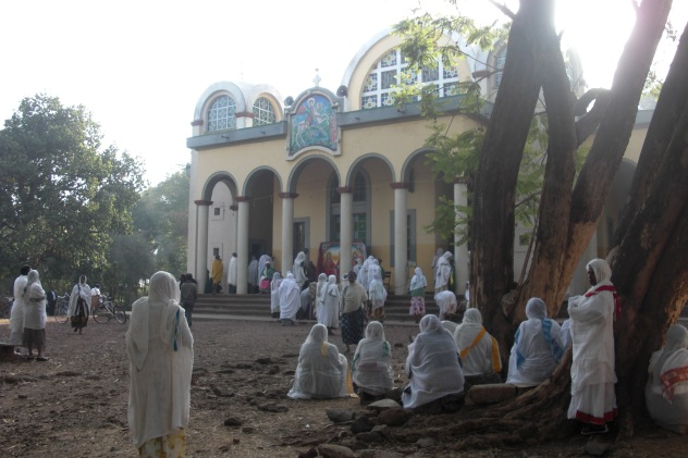 Christian church in Ethiopia