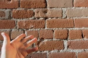 Brick handiwork