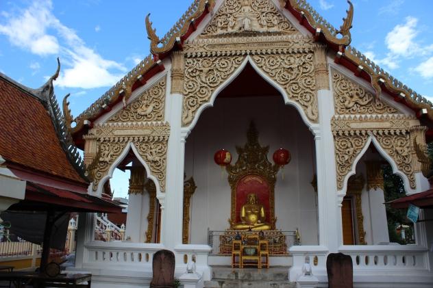 Buddhist Temple in Laos